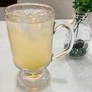 Iced Honey Yuzu $2.80