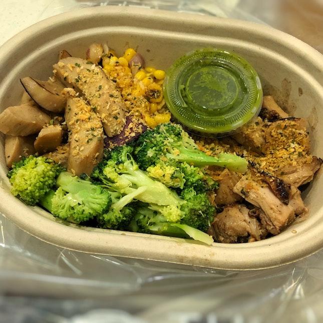 Regular Salad 🥗 $12