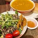 Salad Soup Set