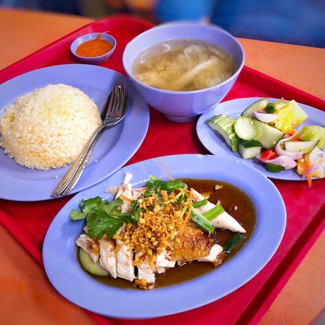 Really Good Chicken Rice!
