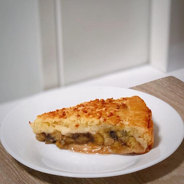 Banana Pie 🍌🥧