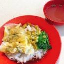 水饺粿条干 🥟