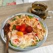 Phad Thai noodle salad