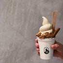 Cookie Butter Softserve