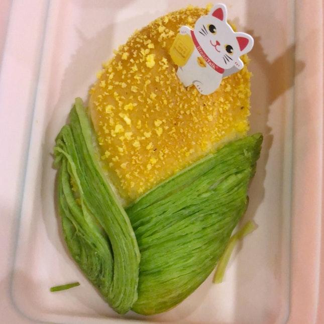 'Corn'bawa 🌽🍞