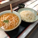 Cold & Hot Udon