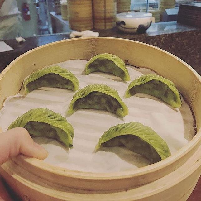 All the dumplings!