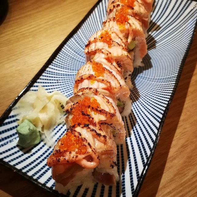 First Time At En Sushi
