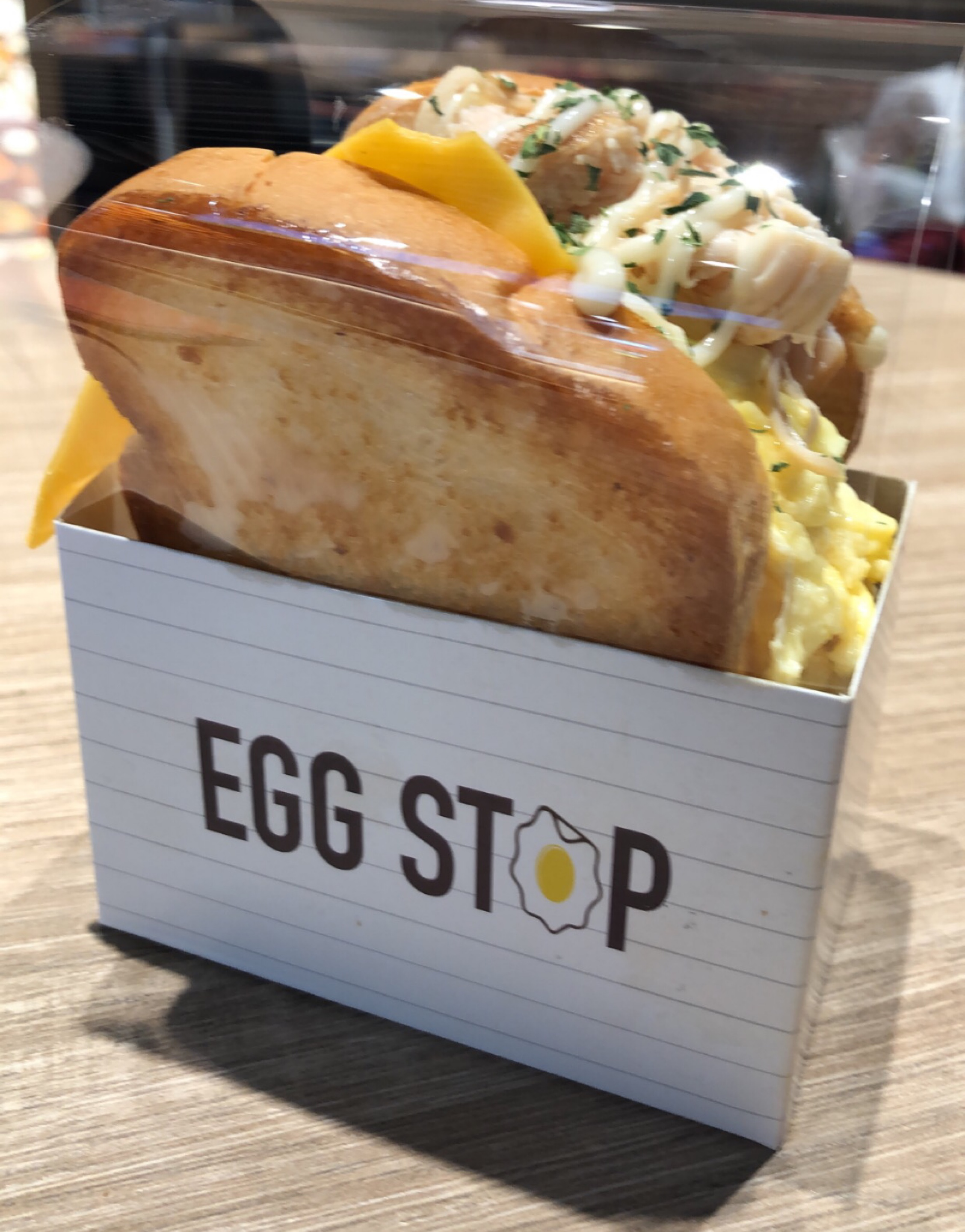 Egg Stop