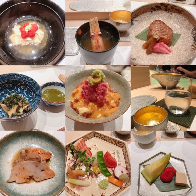 Dinner Omakase