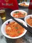 Boat Noodles 80 cents/bowl!