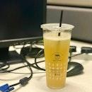 Peach Vinegar Green Tea