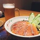 Affordable Japanese set meals