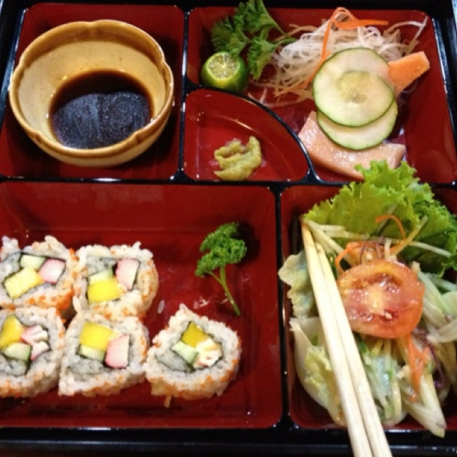 Bento Box Good Food Jobs