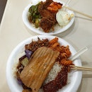 Nasi Lemak ($11.90 for both)