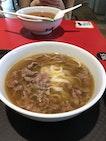 Beef Noodles ($4)