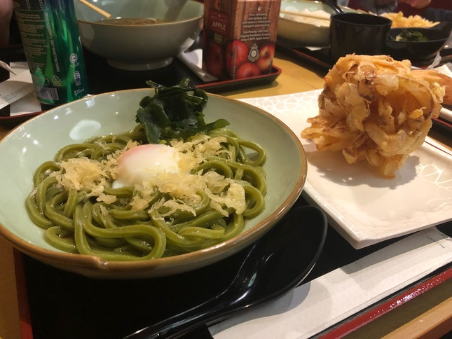 Reasonably-priced Udon