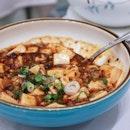 Mapo Tofu from Jade restaurant!