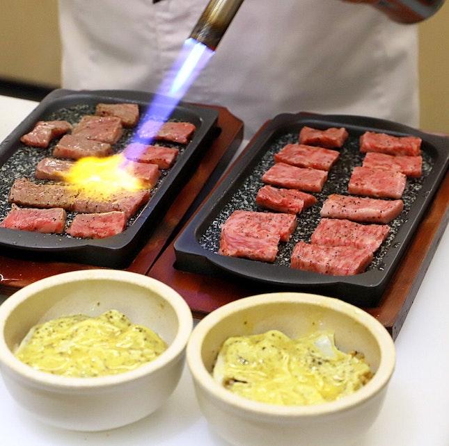 A5 Miyazaki Wagyu Beef Don!