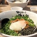 Taiwan Mazesoba Nagoya Style ($13.8++)
