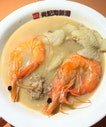 Last weekend I am once again back at Old Airport Road Hawker Centre sometime to enjoy Yan Ji Seafood soup.