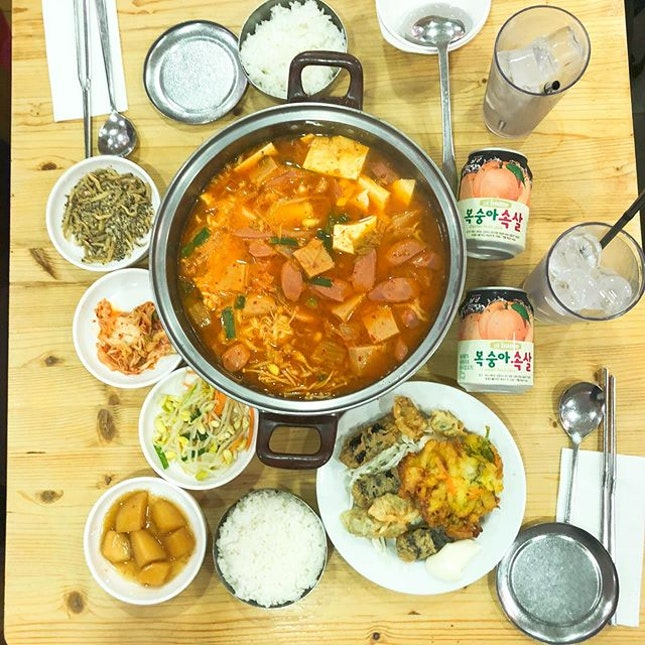 Craving for some korean food this weekend?
