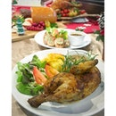 Christmas is nearing once again, where families and friends gather together for a feast on this festive season.