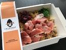 Bluefin Tuna Belly Bowl ($25.90)