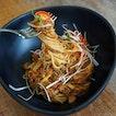 Halia's Singapore-style Chili Crab Spaghettini.