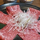 @wagyuexpress.sg ,a Budget Yakiniku restaurant located at Tanjong Pagar, served special Wagyu that grilled on bincho (white charcoal) to give a smoky flavour to the meat.