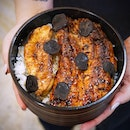 One more day to enjoy the new launching menu from Man Man Unagi, The Buttery Charred Foie Gras Hitsumabushi with Black Truffle Flakes, that only available in Clarke Quay outlet.