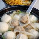 Soon Wah Fishball Kway Teow Mee (Newton Food Centre)