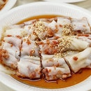I'm craving for this Chee Cheong Fan.feature char siew Chee Cheong fan from the famous stall Pin Wei Chee Cheong Fan.