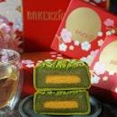 Bakerzin launch New flavour for baked mooncake , Aromatic Latte Baked Mooncake.