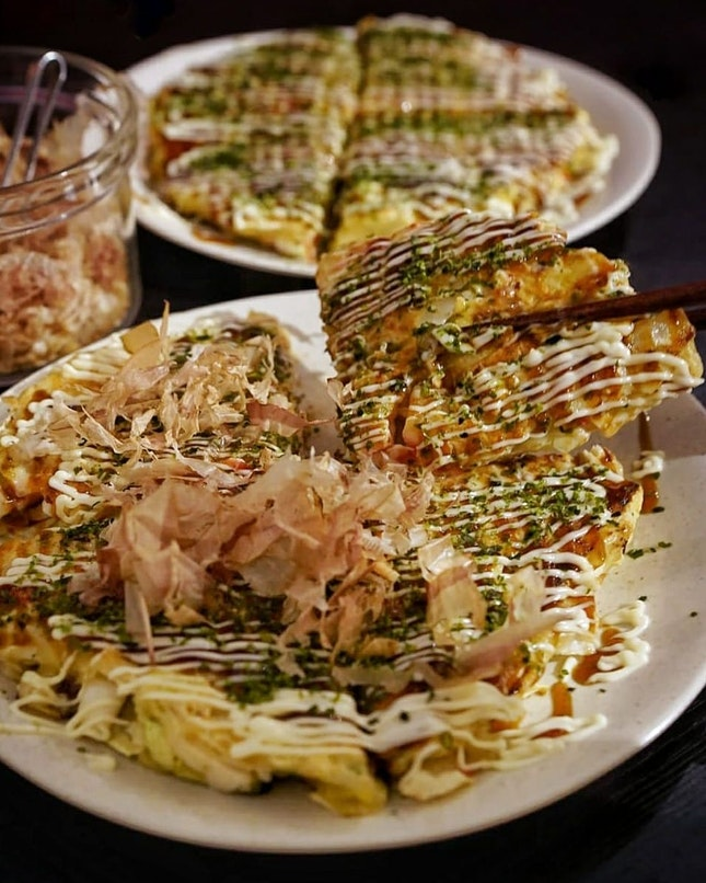 Since can't travel yet, and craving for okonomiyaki, decided to visit Seiwaa for their okonomiyaki.