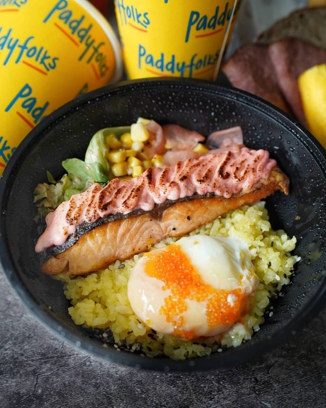 Birdfolks, comfort food with a hint of Japanese, local and street-style casual dining,located at NEWest West Coast Drive, introduced their refreshed menu.
