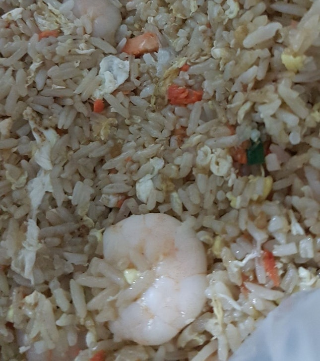 My Family's Favourite Fried Rice