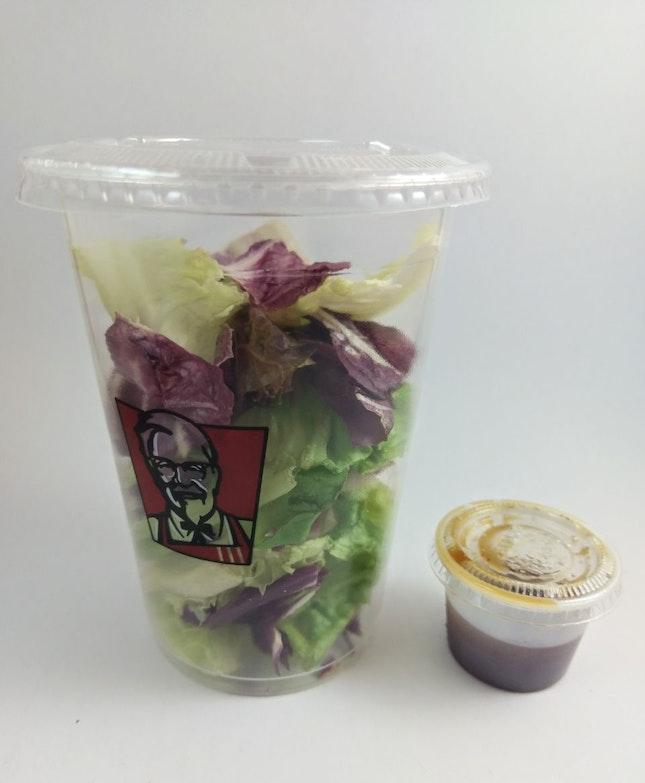 KFC Garden Salad