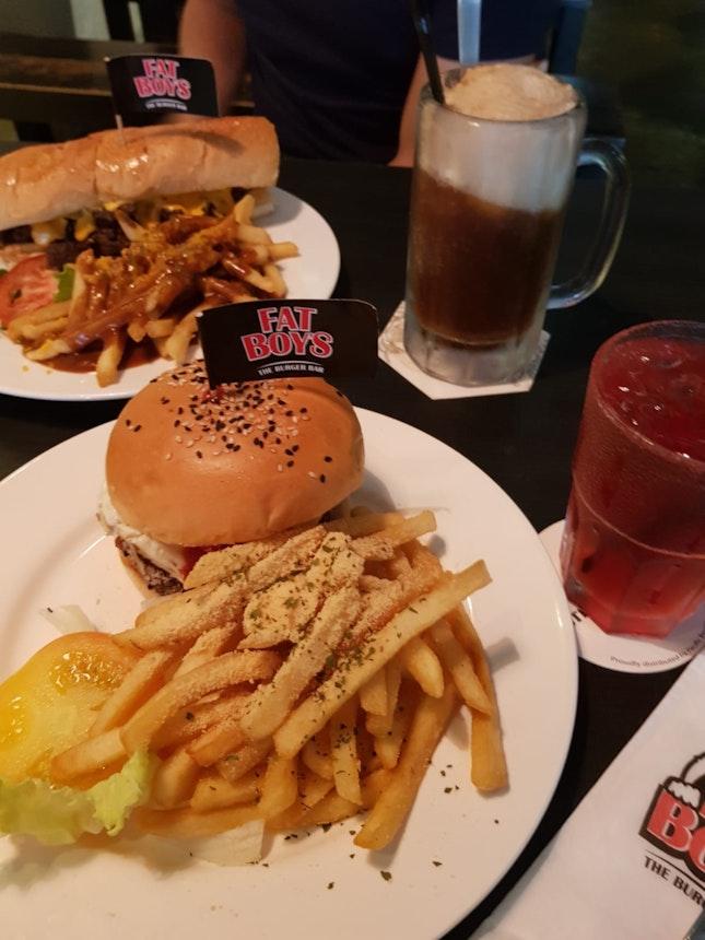 Fatboy Burgers