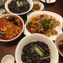 Tang Su Yuk, Jjajangmyun, Jjampong