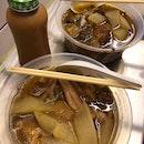 HK Cart Noodles