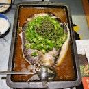 Qingjiang Fish With Green Pepper