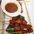Lion Mane Satay