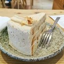 Honey Earl Grey Hazelnut Cake