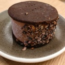 Milk Chocolate Ice Cream Cookie