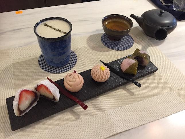 Japanese Desserts