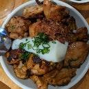 Superb Chicken Rice Bowl