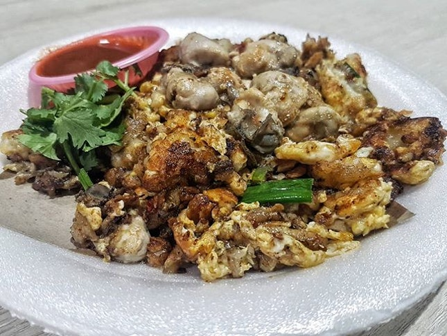 Great Wet Fried Oyster ($5/8/10)