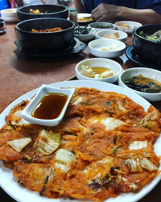"Kim's family is my ""to go"" place for Korean food cravings!"