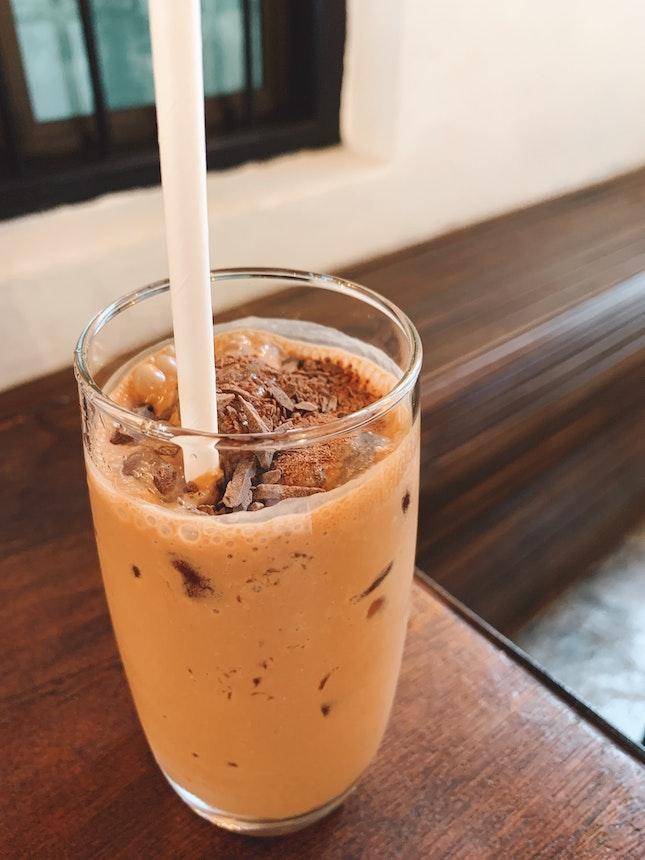 Chocolate + Coconut Milk